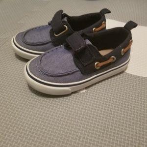 Old Navy toddler boy boat shoes